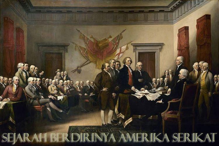 Sejarah Berdirinya Amerika Serikat Sphereofhiphopstore